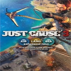 Just Cause 3 Air Land & Sea Expansion Pass