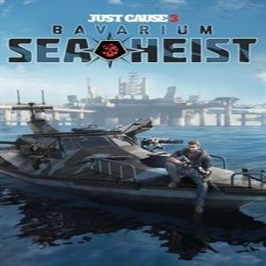 Just Cause 3 Bavarium Sea Heist
