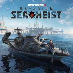 Just Cause 3 Bavarium Sea Heist Pack