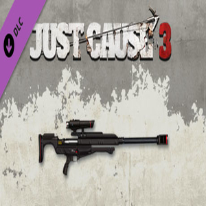Just Cause 3 Final Argument Sniper Rifle