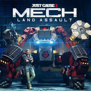 Buy Just Cause 3 Mech Land Assault CD Key Compare Prices