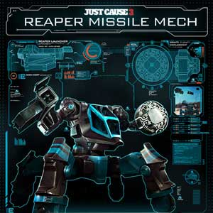 Buy Just Cause 3 Reaper Missile Mech CD Key Compare Prices