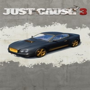 Just Cause 3 Rocket Launcher Sports Car