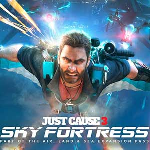 Just Cause 3 Sky Fortress Pack