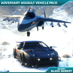 Just Cause 4 Adversary Assault Vehicle Pack