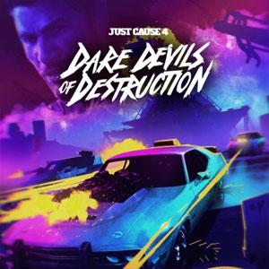 Just Cause 4 Dare Devils of Destruction