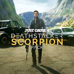 Just Cause 4 Deathstalker Scorpion Pack