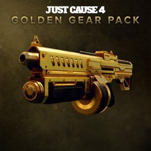 Just Cause 4 Golden Gear Pack