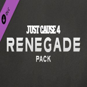 Just Cause 4 Renegade Pack
