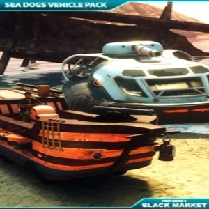 Just Cause 4 Sea Dogs Vehicle Pack