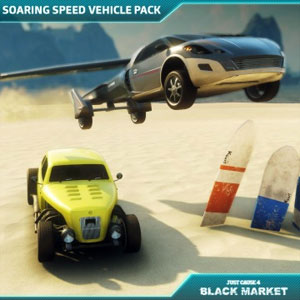 Just Cause 4 Soaring Speed Vehicle Pack