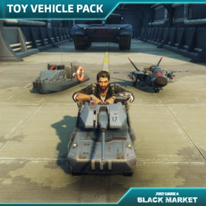 Just Cause 4 Toy Vehicle Pack