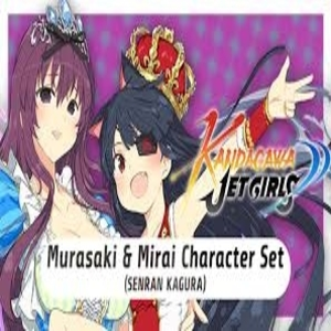 Buy Kandagawa Jet Girls Murasaki and Mirai Character Set CD Key Compare Prices