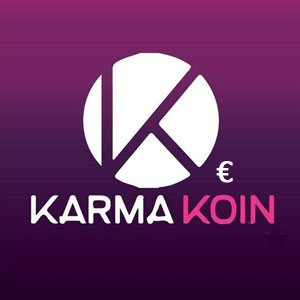 Karma Koin EUR