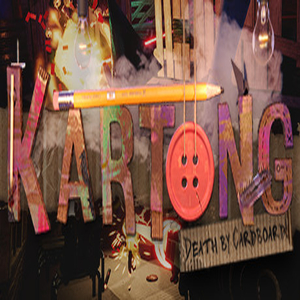 Kartong Death by Cardboard