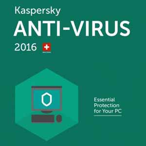 Kaspersky Anti Virus 2016