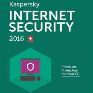 Buy Kaspersky Internet Security 2016 CD Key Compare Prices