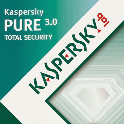 Kaspersky Pure 3.0 Total Security
