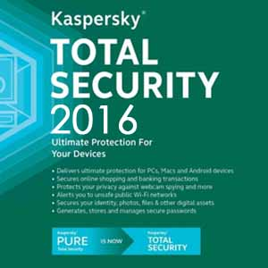 Buy Kaspersky Total Security 2016 CD Key Compare Prices