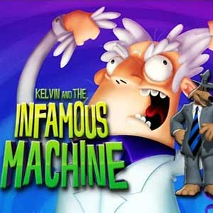 Buy Kelvin and the Infamous Machine CD Key Compare Prices