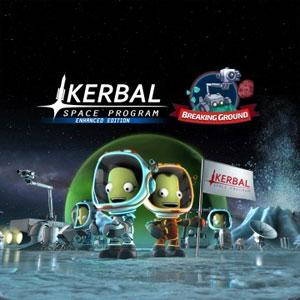 Kerbal Space Program Breaking Ground