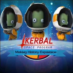 Buy Kerbal Space Program Making History CD Key Compare Prices