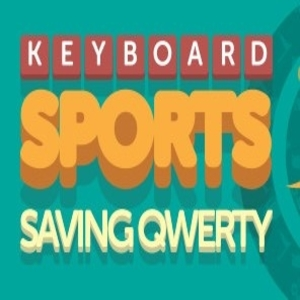 Keyboard Sports Saving QWERTY