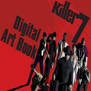 Killer7 Digital Art Booklet