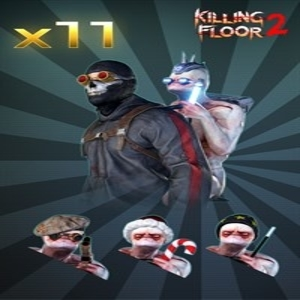 Killing Floor 2 Clot Backpack Bundle