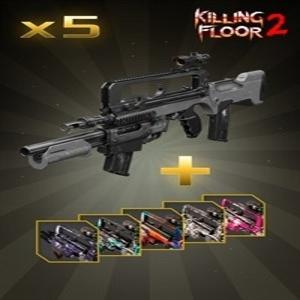 Killing Floor 2 FAMAS Masterkey Weapon Bundle
