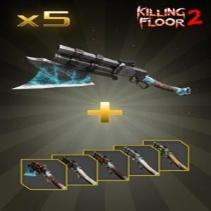 Killing Floor 2 Frost Fang Weapon Bundle