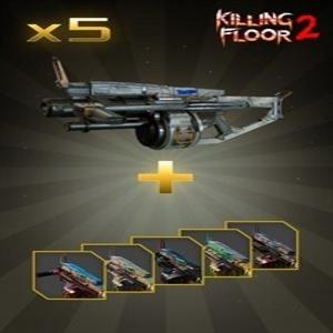 Killing Floor 2 Gravity Imploder Weapon Bundle