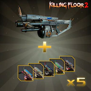 Buy Killing Floor 2 Gravity Imploder Weapon Bundle Xbox One Compare Prices