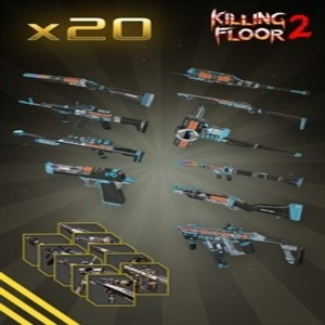 Killing Floor 2 Ice Breaker Weapon Skin Bundle Pack