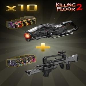 Killing Floor 2 Interstellar Insanity Weapon Bundle