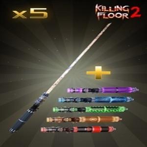 Killing Floor 2 Ion Thruster