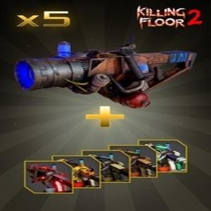 Killing Floor 2 Mine Reconstructor Weapon Bundle