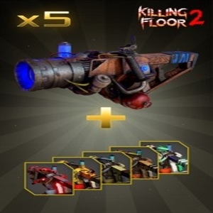 Killing Floor 2 Mine Reconstructor Weapon Bundle