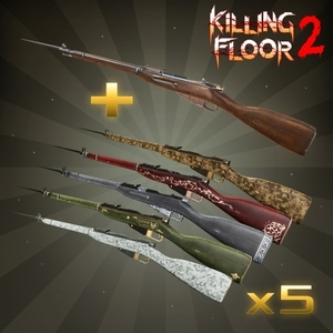 Buy Killing Floor 2 Mosin Nagant Xbox One Compare Prices