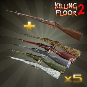 Killing Floor 2 Mosin Nagant