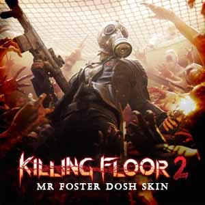 Buy Killing Floor 2 Mr Foster Dosh Skin CD Key Compare Prices