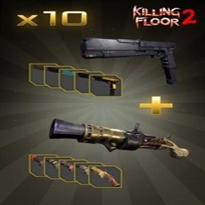 Killing Floor 2 Perilous Plunder Weapon Bundle