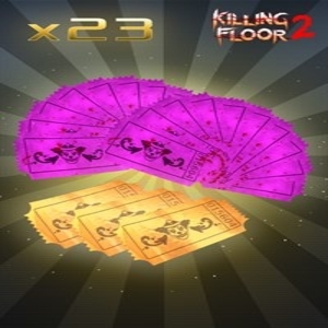 Killing Floor 2 Premium Summer Sideshow Gold Ticket Bundle