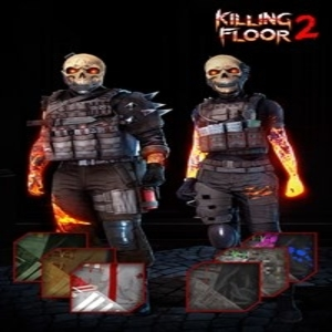 Killing Floor 2 Reaper Outfit Bundle