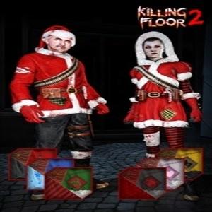 Killing Floor 2 Santa's Helper Outfit Bundle
