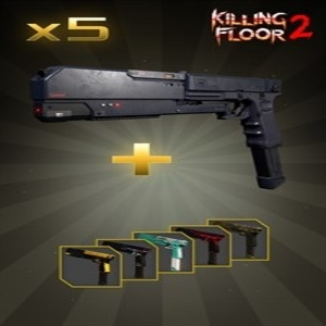 Killing Floor 2 Single & Dual Glock 18C Weapon Bundle