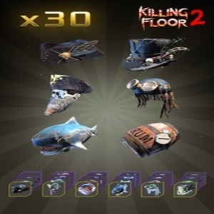 Buy Killing Floor 2 Space Pirate Full Gear Bundle PS4 Compare Prices