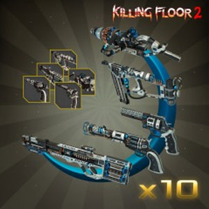 Buy Killing Floor 2 Spectre HRG Weapon Skin Bundle Pack PS4 Compare Prices
