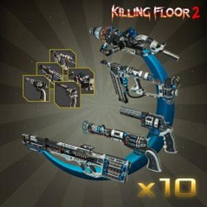Killing Floor 2 Spectre HRG Weapon Skin Bundle Pack