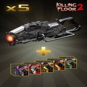 Killing Floor 2 Thermite Bore Weapon Bundle